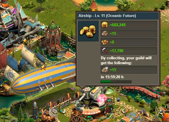 dirigible forge of empires