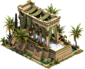baño real forge of empires