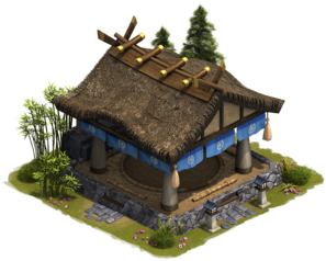 Dojo eterno nivel 5 forge of empires